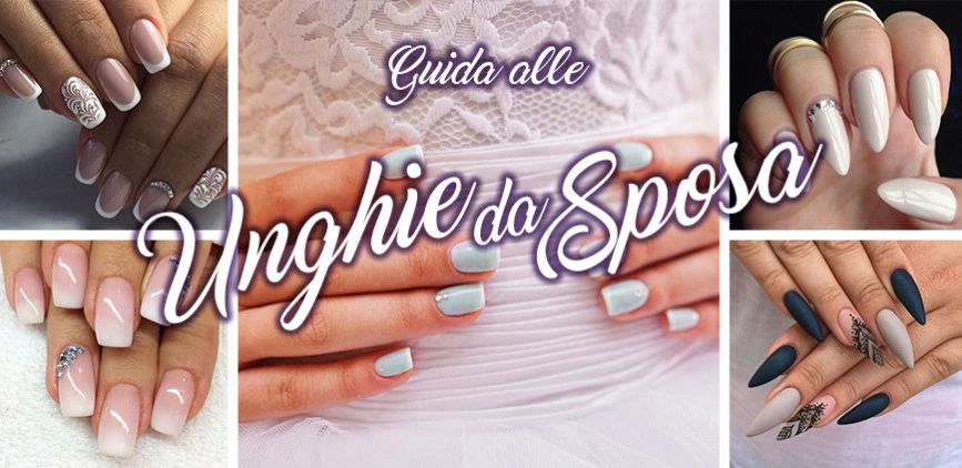 Guida alle unghie da sposa