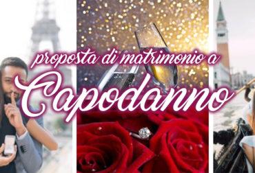 Proposta di matrimonio a Capodanno
