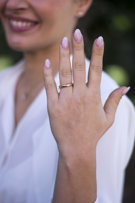 ordinare on-line ineguagliabile nelle prestazioni autentico Anello fidanzamento: tenere o togliere durante il matrimonio ...