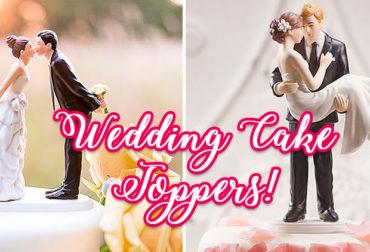 Wedding Cake Toppers!