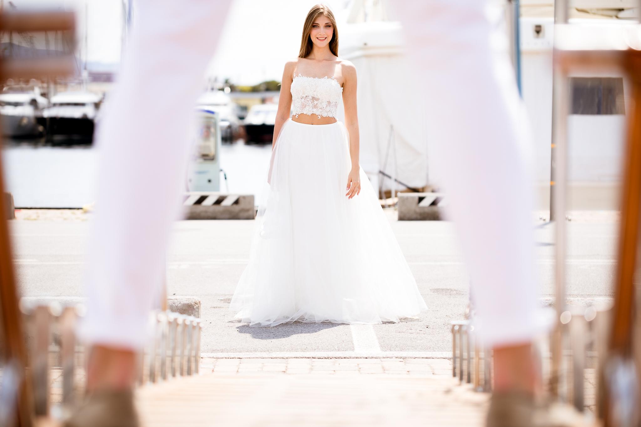 abiti da sposa genova