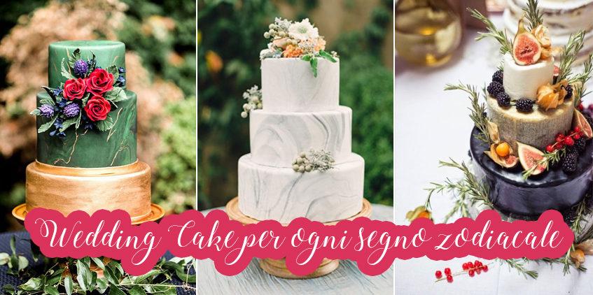 Tema Matrimonio Segni Zodiacali : Wedding cake per ogni segno zodiacale saravicale.it