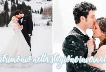 Matrimonio nella stagione invernale?