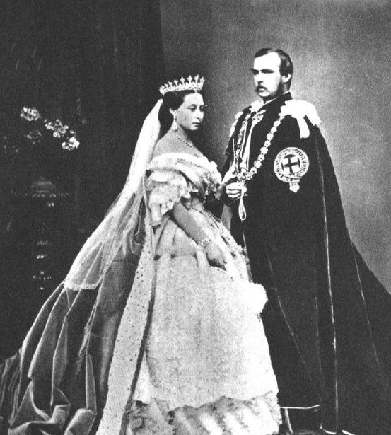 Sua maestà la regina Vittoria