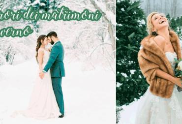 5 errori dei matrimoni in inverno