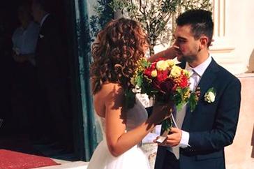 Wedding in agriturismo