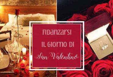 Fidanzarsi il giorno di San Valentino