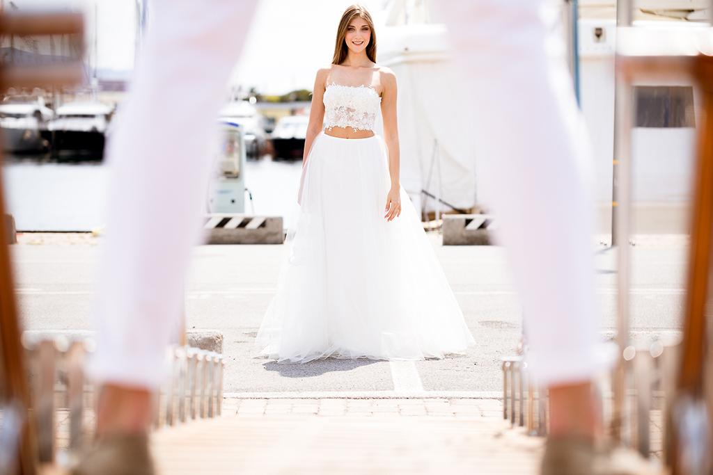 abito da matrimonio