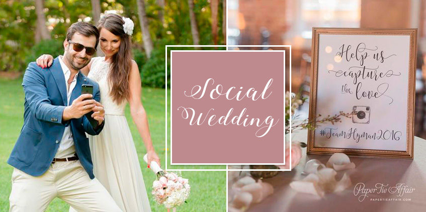 Social wedding