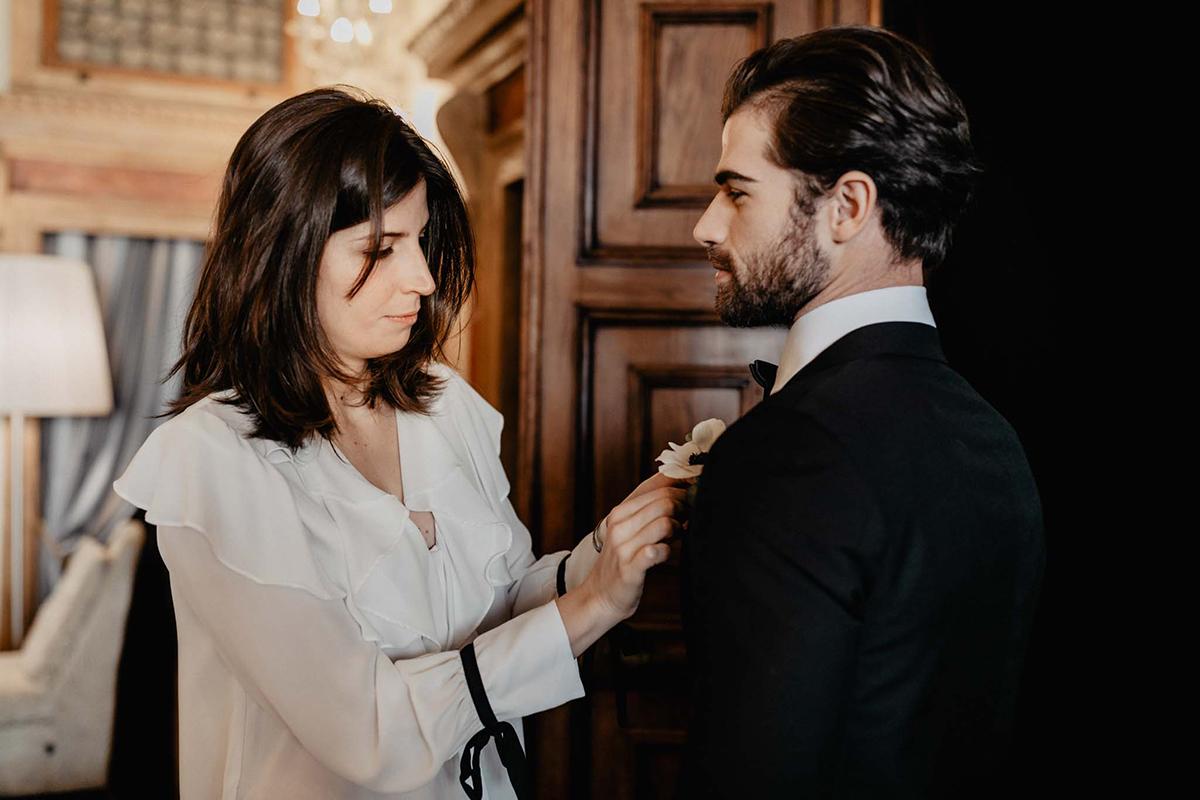 abito da matrimonio per sposo