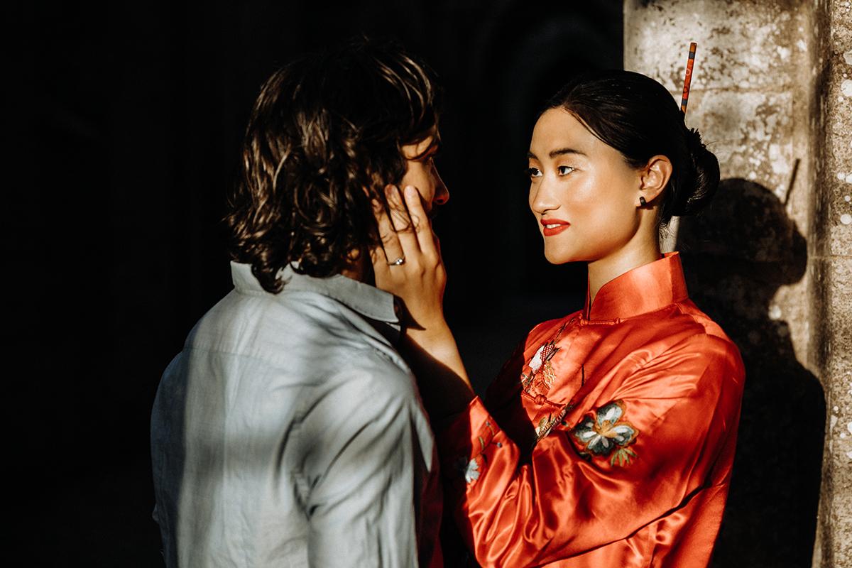 San Galgano - Real Wedding - Proposal